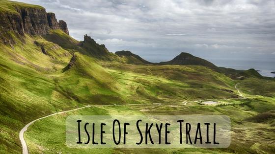 Turistika ve Skotsku: Desetidenní putování po Isle of Skye