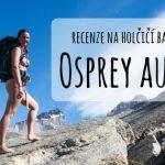 Recenze batohu Osprey Aura