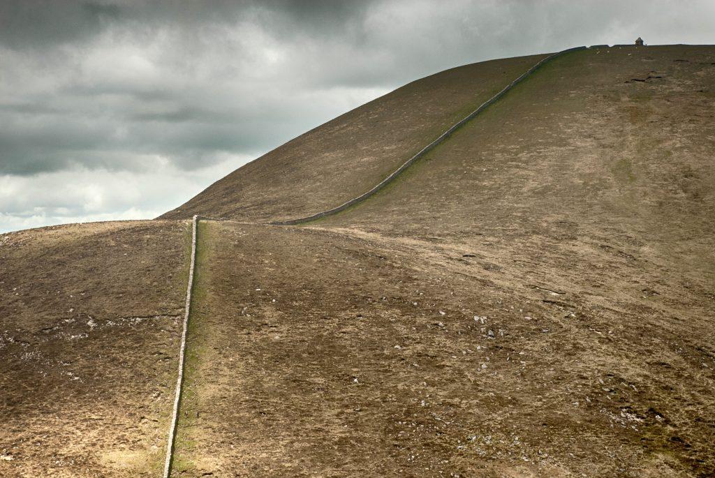 Severní Irsko Mourne Wall