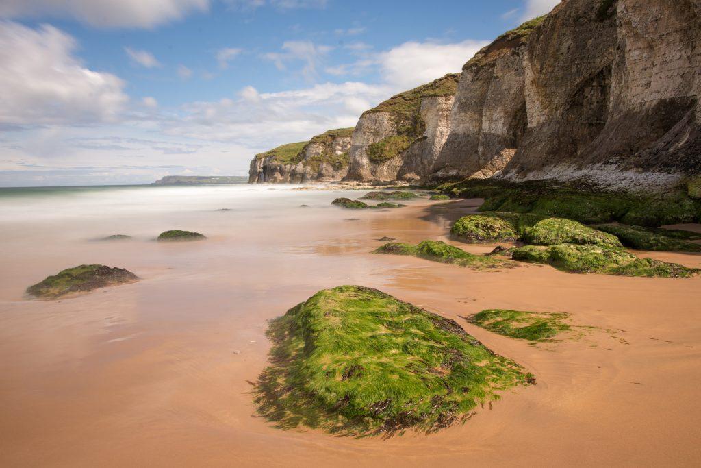 Severní Irsko - White Rock Beach