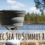 Sea to Summit X-POT recenze