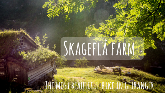 An epic hike up to Skageflå mountain farm – the most beautiful hike in Geirangerfjord