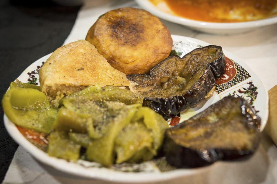 Maroko street food