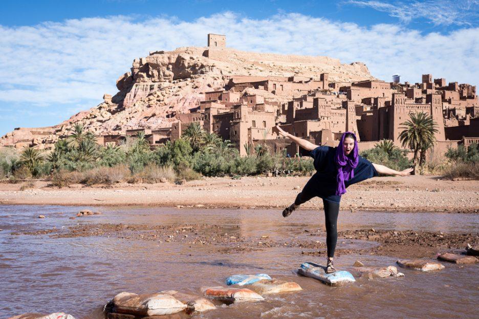 Maroko s dětmi oblečení