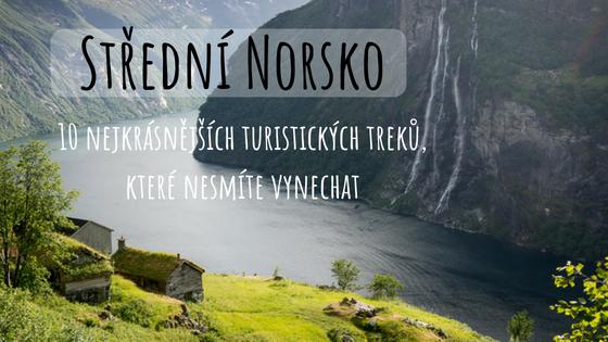 nejkrasnejsi tury v Norsku