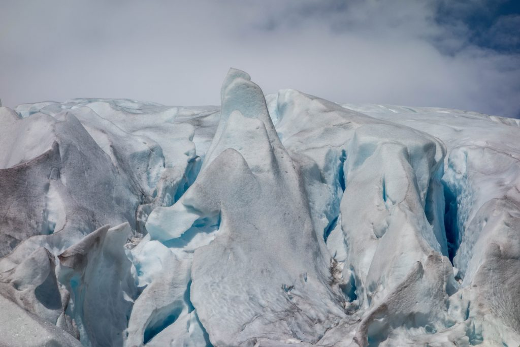ledovec Nigardsbreen v národním parku Jostedalsbreen