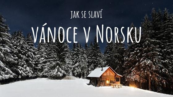 Vánoce v Norsku: Posedlost českou Popelkou a další divnosti