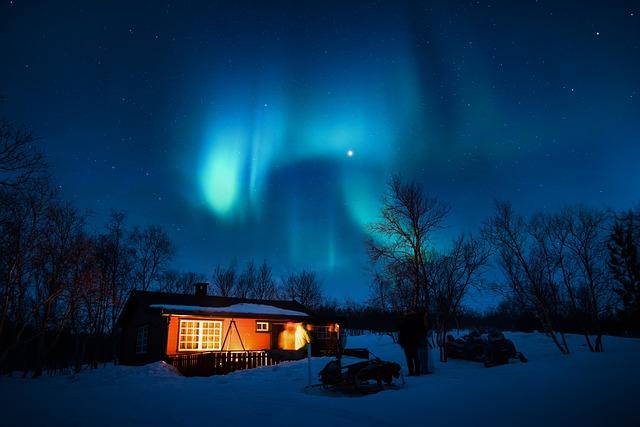 Vánoce v Norsku