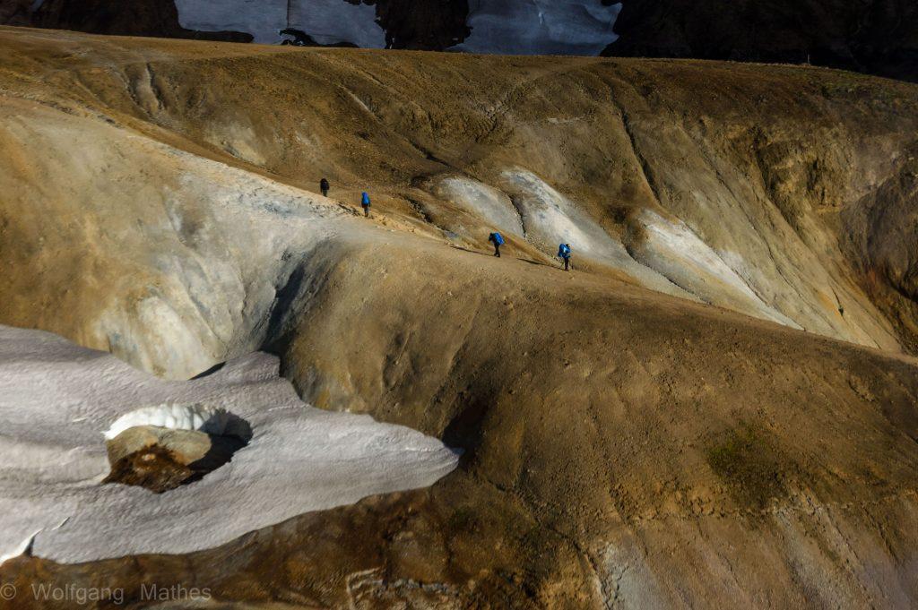 Kempování na Islandu - Laugavegur trek
