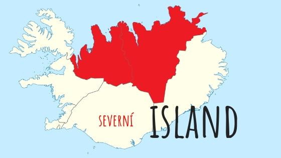 Island Regiony - severní Island