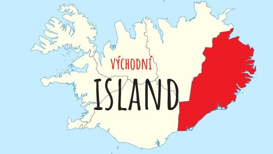 Island Regiony - východní Island