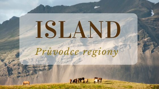 Island průvodce regiony