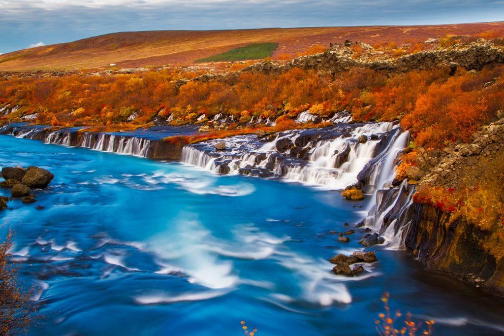 Island tipy a triky: Island na podzim