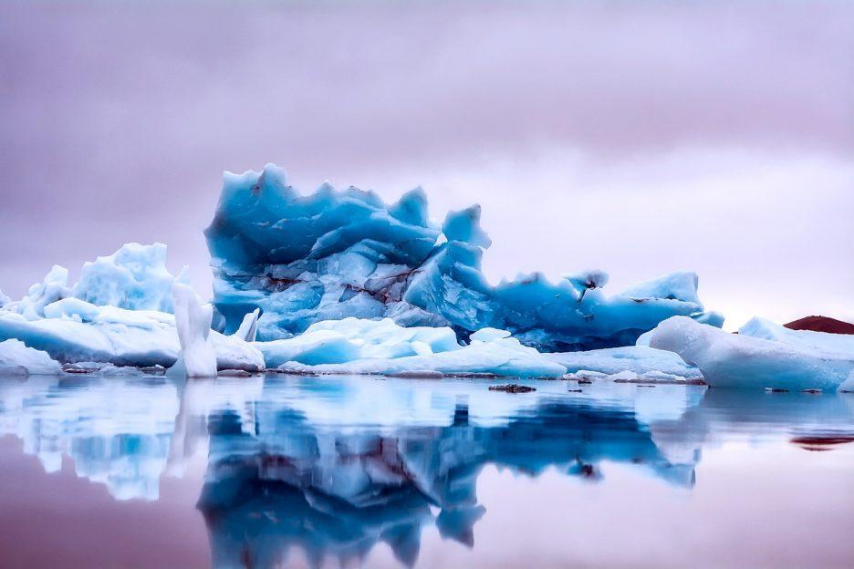 Island v zimě: Do země ohně a ledu za polární září