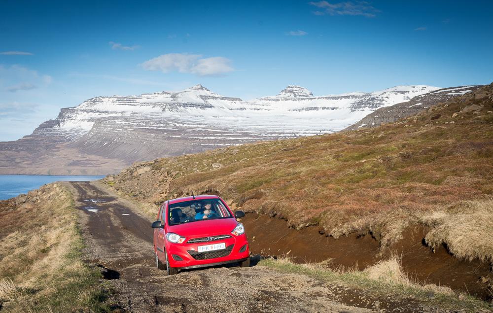 Půjčení auta na Islandu: Je potřeba 4WD nebo stačí 2WD?