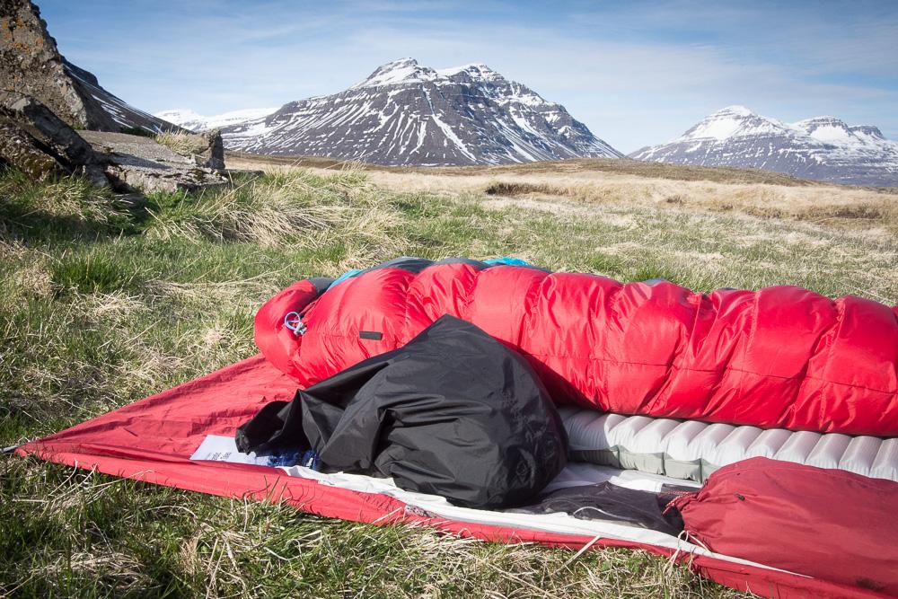 Island oblečení a vybavení - jaký spacák, batoh, bundu, boty?