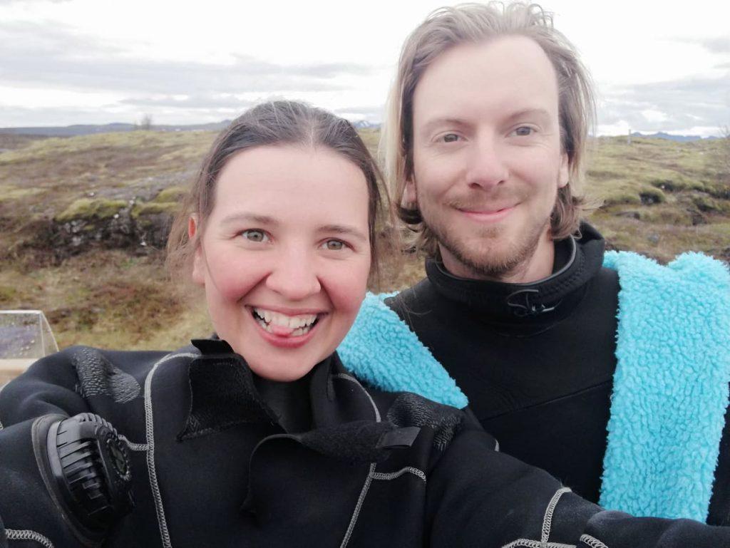 Šnorchlování a potápění na Islandu: Silfra národní park Thingvellir