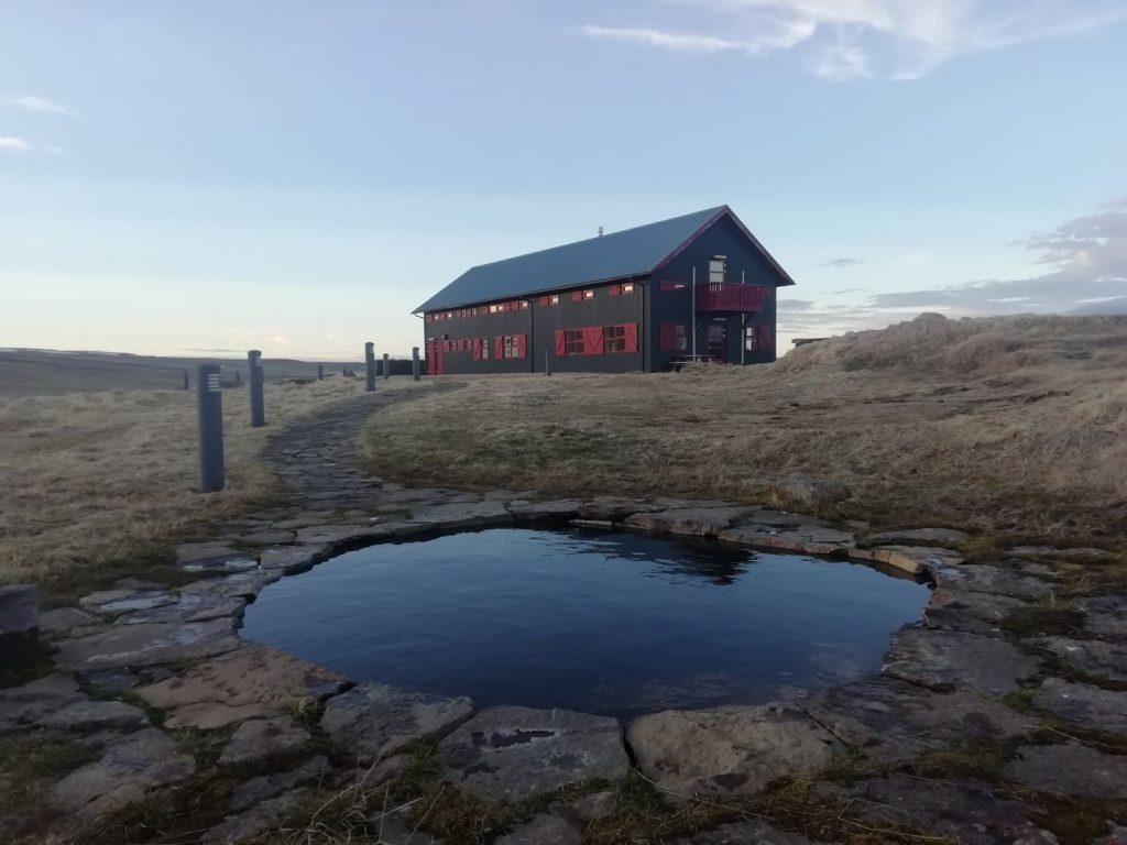 Termální prameny Laugarfell, Island