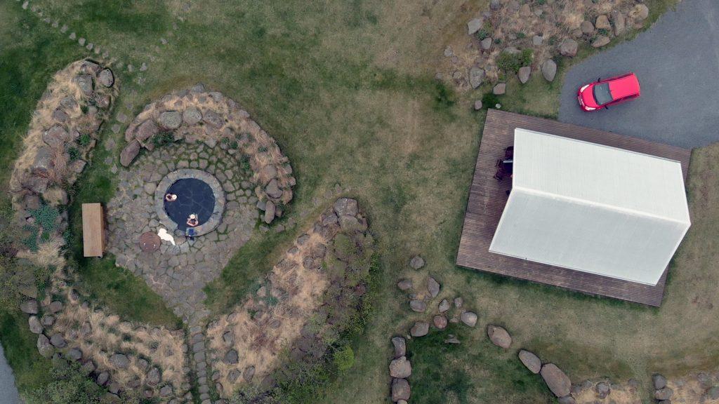 Hestasport cottages ubytování ve Varmahlíd Island