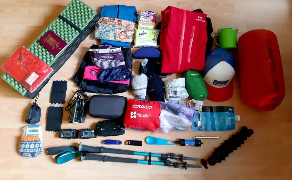 Dlouhej špacír: Oblečení a vybavení na dálkovou turistiku do Švédska a Norska