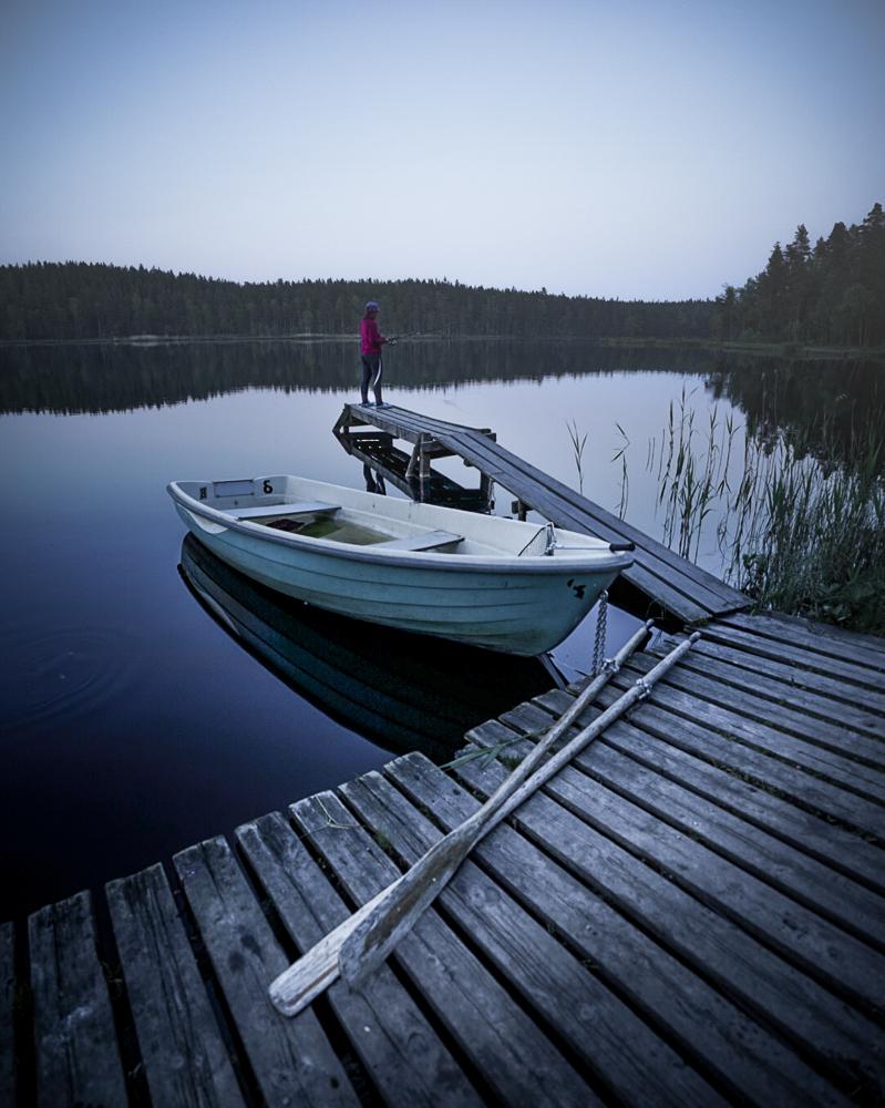 Dlouhej špacír - pěšky skrze Švédsko