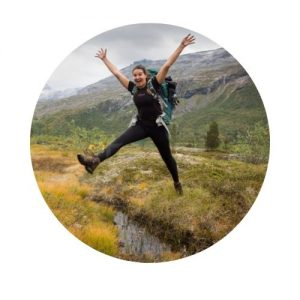 Radka Realcamplife cestovatelský blog o Norsku