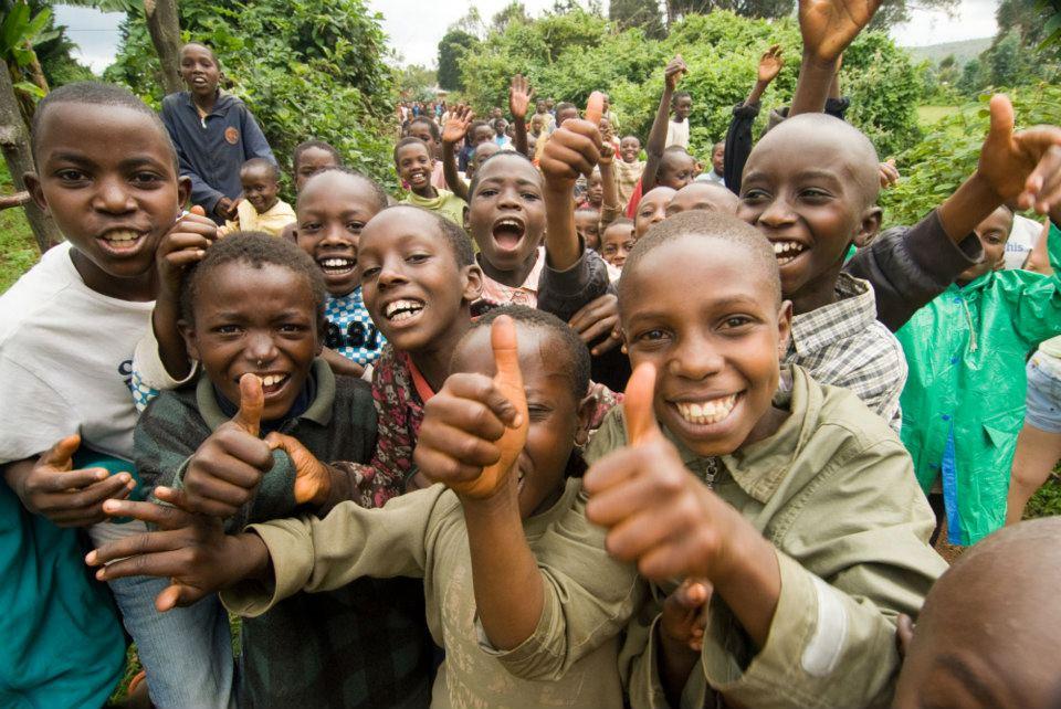 Moje první dovolená v Burundi