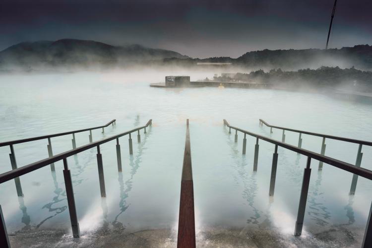 Island termální bazény a koupaliště