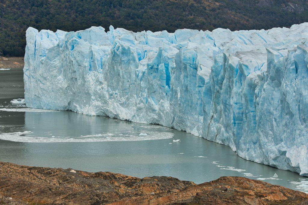 Ledovec Perito Moreno, Patagonie, Argentina