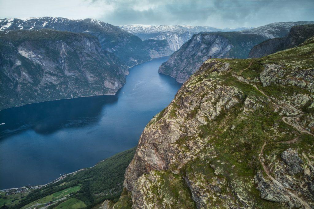 Best hikes in western Norway Presten