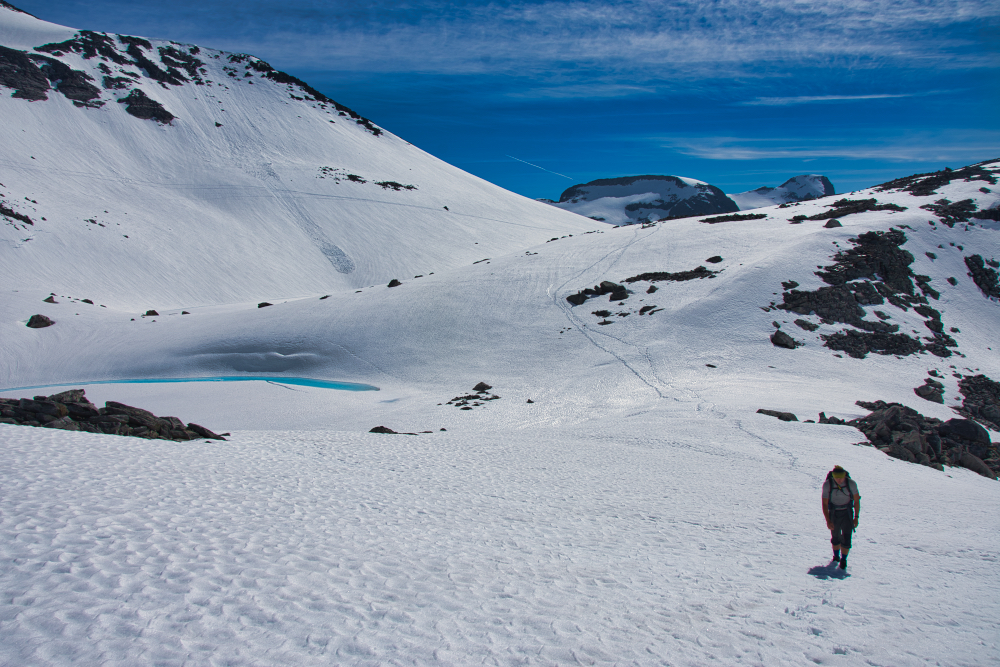 Best hikes in southern Norway: Trollveggen (Bruraskaret)
