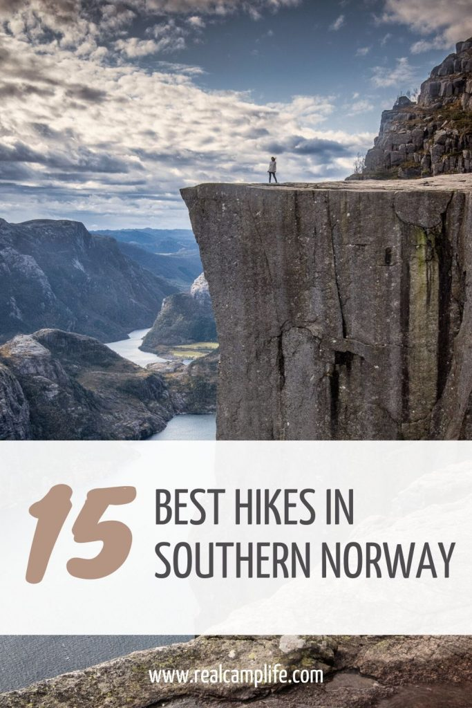 15 best hikes in southern norway pinterest2