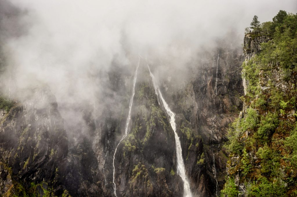 Vodopad Vøringsfossen