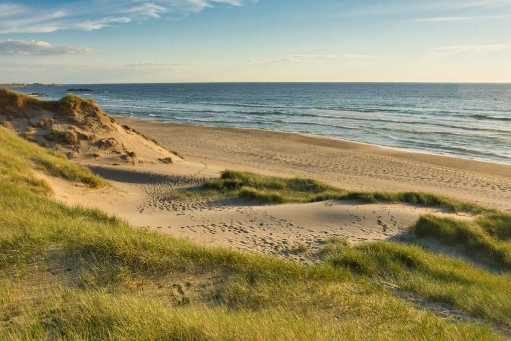 The North Sea Route: Borestranda Beach close to Jæren