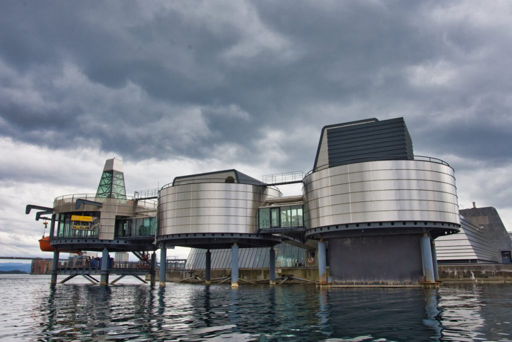 The oil museum in Stavanger