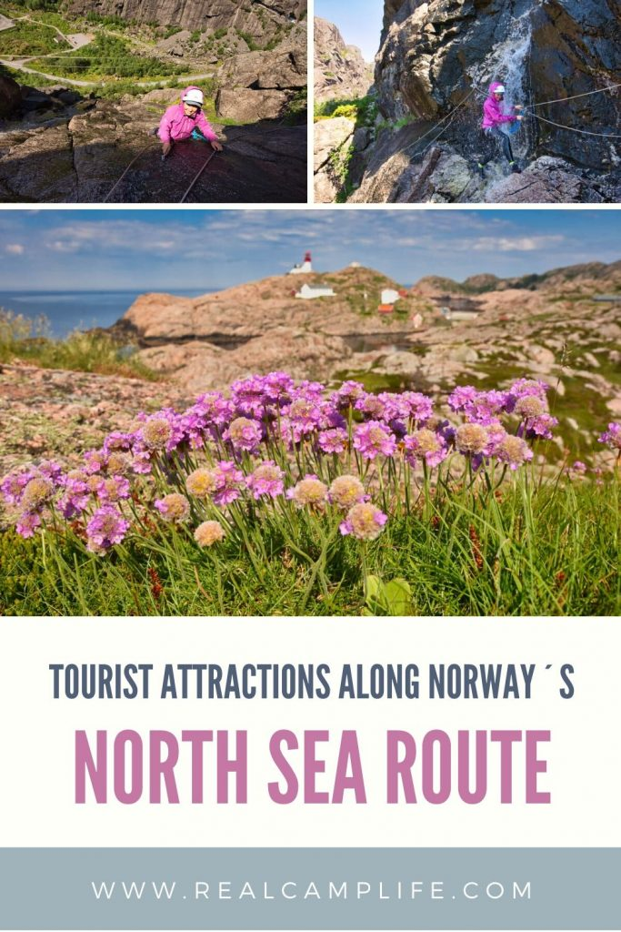 North Sea Route Norway Pinterest