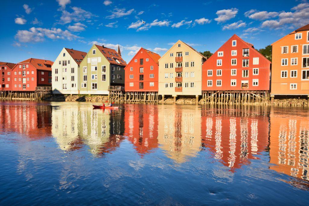 Trondheim Norsko
