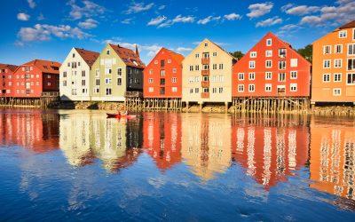 Trondheim: Co navštívit v bývalém hlavním městě Norska?