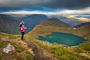 Reinanuten, nejkrásnější treky v západním Norsku