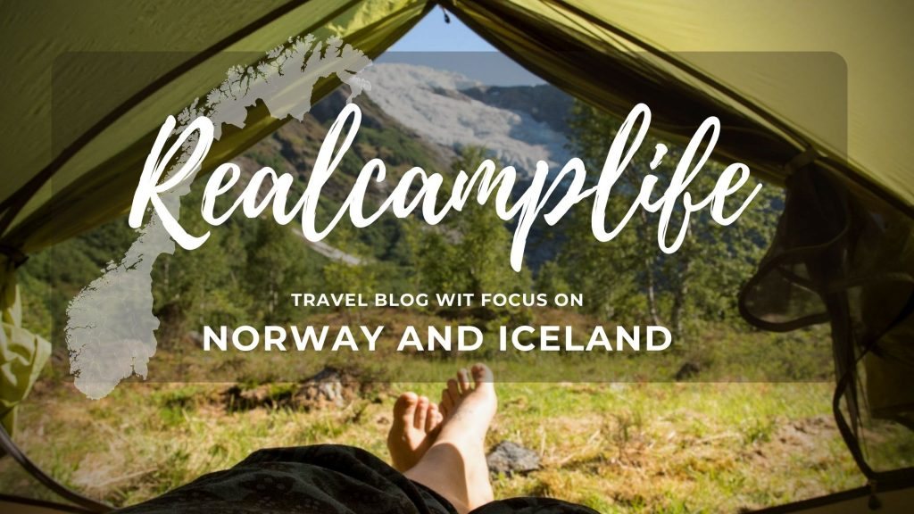 Realcamplife - travel blog with focus on Norway and Iceland