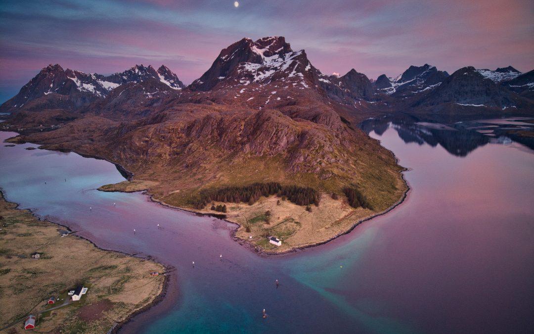 Jaká platí pravidla pro létání s drony v Norsku?